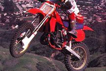 old mx bikes