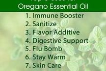 Essential and Aromatherapy Oils