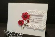 Bloom with Hope - Stampin' Up (2014 Hostess; retired) / by Diana Crawford