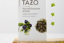 Discover Tazo / A world of unexpected delights unfolds with every sip.