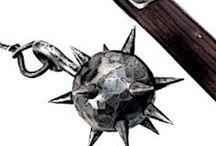 Midevil weaponry