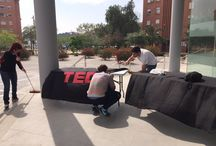 25x04x2015 / PREPARANT L'EVENTO / by Tedxlavall -  IES Honori Garcia