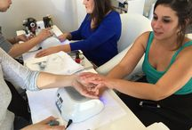 Manicures at Treat Your Nails / Our clients manicures
