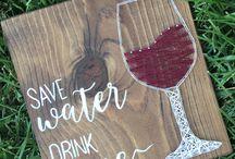 wine-water