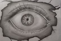 Rabiscos / Descobrindo e criando arte
