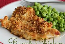 Chicken / Poultry Recipes / by Beth Ruhl