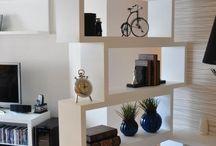 wall divider/niche