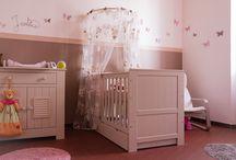 chambre bébé / idées déco chambre bébé : inspiration chambre enfant et idée déco