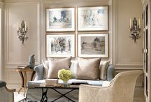 Neutral colors interiors