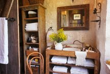 Bathrooms / by Tami Trevino-Rudd