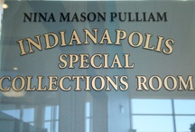Indianapolis Special Collections Room