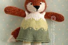Toys - Knitting