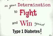Beating Diabetes type 1 / For Trevor / by Julie Lazor