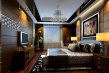 Hnedá spálňa - Brown bedroom