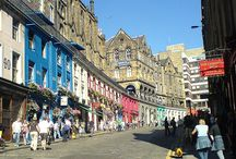 Edinburgh / the wonderful magical city of Edinburgh / by Sados Lados