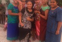 SAMOANS! / ME, MYSELF AND I