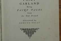 Edmund Dulac - A Fairy Garland - 1928