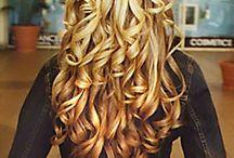 Wedding ideas / Hair awesomeness