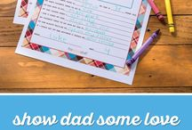 Father's Day Gifts / Father's Day crafts, Father's Day recipes, Father's Day cards, Father's Day ideas, Father's Day DIY, Father's Day food, Father's Day party.