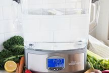"""Sous Vide Recipes / Bring gourmet restaurant results to your home kitchen. The Sousvant makes sous vide, French for """"under vacuum,"""" cooking easy. / by Tribest Life"""