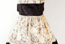 Dresses, outfits and accessories