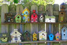 DIY Wildlife Nest & Feed