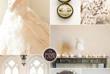 Ethereal Spring Wedding inspiration