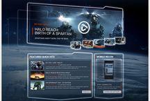 Game Web Design