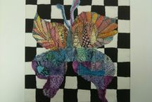 Zentangle for the Classroom / Using the Zentangle Method in your classroom