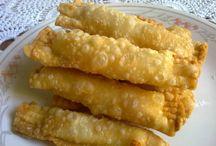 Pasta de hojaldre peruano