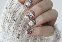 Nails / There is a trend for nail art these days. Youngsters love it! This is one best ways to decorate the nails and enhance the beauty