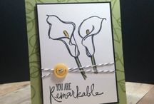 stampin up remarkable you ( suus )