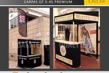 Carpas plegable de 1.5x1.5m / Fabricantes de carpas plegables profesionales de calidad. Carpas europeas para eventos, ferias, fiestas....