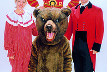 Barnum Theatre Costumes