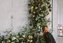 Greens & Florals