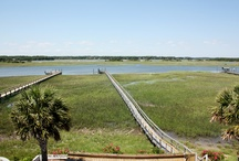 Places to Wet Your Feet / The Docks of Oak Island