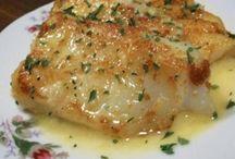 Recipes - Fish and Shellfish
