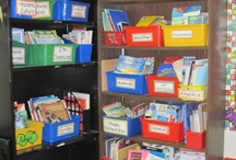 classroom library / by Miss Lowman