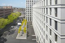 Architektur Modern City