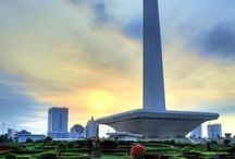 STAY LOCAL / on't leave Jakarta without visiting local attractions near to you. It's not far from our hotel and if you wish to take a look at some of the many sights on offer around Jakarta or to reach your business destination, we suggest you to rent a car or choose to travel by taxi for the sheer convenience and safety that it provides and our Concierge will be pleased to assist with your requirements.