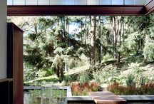 Interiors / Outdoors