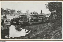 PS Gem - Historic Images / The working Life of the Padddlesteamer Gem