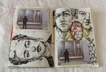 for sketchbook