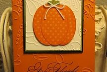 Fall Cards / by Terrie Golwitzer