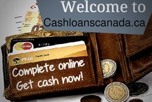 Online Cash Loans Canada / What You Need To Know Now About Online Cash Loans Canada / by birdseyhowa birdseyhowa