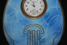 Blue Watches & Clocks