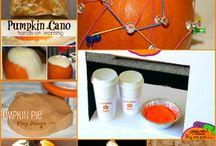 Pumpkins / Pumpkin activities for the classroom
