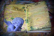 Journaling / by Mysotis Xemxija