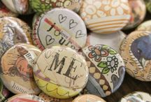 Button collector / by tatterededge