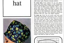 Şapka kalıpları